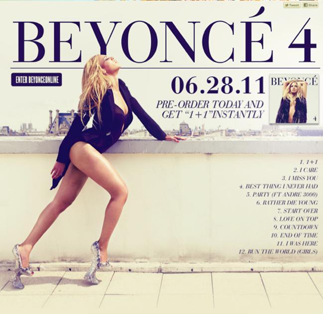 beyonce album passes 1 - photo #18